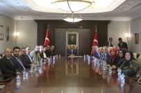 HİLMİ YAMAN - AHİD'den Başbakan Yardımcısı Bozdağ'a Ziyaret