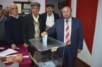 RECEP YıLDıRıM - AK Parti Niksar Olağan İlçe Kongresi Yapıldı