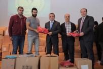 ADEM ÖZTÜRK - Amatör Spor Kulüplerine Malzeme Yardımı