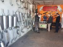 ZABıTA - Ankara Polisi Gürültü Terörüne Savaş Açtı