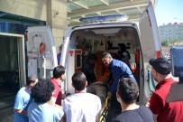 Askerleri Taşıyan Minibüse Saldırı Açıklaması 4 Yaralı