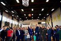 HİDAYET TÜRKOĞLU - Aydın Örs Spor Kompleksi Beylikdüzü'nde Açıldı