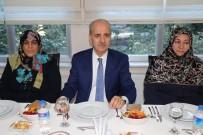 Bakan Kurtulmuş, Nevşehir'de Şehit Aileleri Ve Gaziler İle Yemekte Buluştu