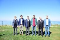 İPEKYOLU - Belediye Başkan Vekili Öztürk'ten Hafta Sonu Ziyaretleri