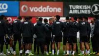 FORMA - Beşiktaş, Monaco Maçı Hazırlıklarına Başladı