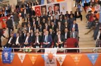 MEHMET EMIN ŞIMŞEK - Bulanık'ta Ak Parti İlçe Başkanı Ali Bulut Güven Tazeledi