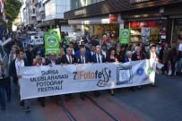 BURSA BÜYÜKŞEHİR BELEDİYESİ - Bursa Uluslararası Fotoğraf Festivali Başladı