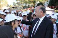 CENNET - Çocukları Vali Azizoğlu Karşıladı