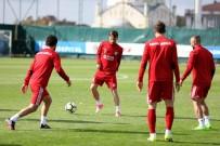 KEMERBURGAZ - Demir Grup Sivasspor, Kasımpaşa Maçına Hazır
