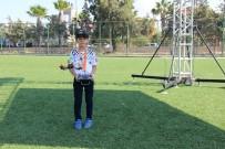 MİLLİ SPORCU - Dokuz Yaşında Profesyonel Drone Yarışçısı