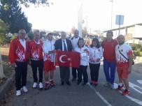 BRITANYA - Down Sendromlu Özel Sporcular Dünya Şampiyonası'nda Madalyaları Almaya Başladı