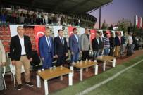 ŞANLıURFASPOR - Eyyübiye Belediyesi Süper Amatör Lig Başladı