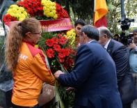 GALATASARAY BAŞKANı - Galatasaray'ın 112. Kuruluş Yıl Dönümü Etkinleri Sona Erdi