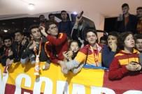 SPOR TOTO - Galatasaray Kafilesi Konya'ya Geldi