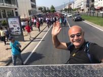 BASIN ÖZGÜRLÜĞÜ - Gazeteci Ufuk Kekül'e 'Basın Yoluyla Hakaret Suçundan' 5 Yıl Hapis Cezası Verildi