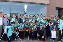 SANI KONUKOĞLU - Gaziantep, Avrupa Şampiyonunu Ağırladı