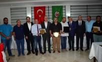 HABER KAMERAMANLARI DERNEĞİ - Haber Kameramanları Antalya'da Bir Araya Geldi