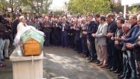 LİSE ÖĞRENCİSİ - Helin'in Cenazesinde Silah Sesleri