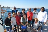 GÖZTEPE - İzmir Açık Teşvik Kupası Yelken Yarışları Foça'da Başladı