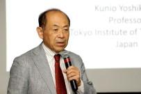 FEN FAKÜLTESİ - Japon Profesör'den Ders Niteliğinde Çevre Konferansı