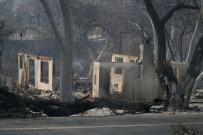 KALIFORNIYA - Kaliforniya'daki Yangında Ölü Sayısı 36'Ya Yükseldi