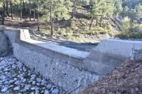 Kemer Barajı Yan Derelerinde Çalışmalar Tamamlandı