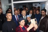 YıLMAZ ZENGIN - Kılıçdaroğlu Taziyeden Çıkarken Aşçıların Özçekim Israrını Kırmadı