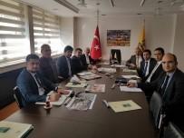 GENEL SEKRETER - Konya'da Kayak Merkezi Toplantısı