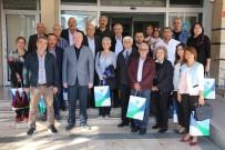 ODUNPAZARI - Mersin Ve Zonguldak Meclis Üyeleri Odunpazarı'nda