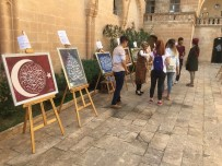 Midyat Konuk Evinde Suriyeli Vatandaşın Fotoğraf Sergisi Açıldı