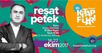Milletvekili Petek, Kayseri Kitap Fuarı'nda 15 Temmuz'u Anlatacak