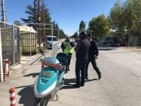 TRAFİK GÜVENLİĞİ - Motosiklet Denetimleri Hız Kesmiyor