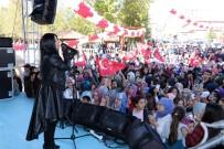 Niran Ünsal Çekerek'te Konser Verdi