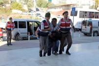 GÜZELBAĞ - Orman Arazisini Uyuşturucu Tarlasına Çeviren Karı-Koca Yakalandı