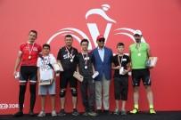 CELAL BAYAR ÜNIVERSITESI - Pedallar Bir Kez Daha Vestel City'den Geçti