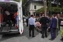 İSMAIL KARAKUYU - Şaphane'de Trafik Kazası Açıklaması 1 Yaralı