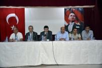 MEHMET GÜVEN - Seydikemer Kaymakamı Ve Belediye Başkanı Muhtarları Dinledi