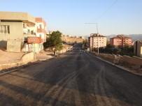 Şırnak'ta Ana Caddelerin Bağlantı Yolları Asfaltlandı