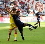 MEHMET CEM HANOĞLU - Süper Lig Açıklaması Antalyaspor Açıklaması 1 - Göztepe Açıklaması 2 (İlk Yarı)