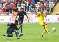 MEHMET CEM HANOĞLU - Süper Lig Açıklaması Antalyaspor Açıklaması 1 - Göztepe Açıklaması 3 (Maç Sonucu)