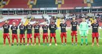 MURAT CEYLAN - TFF 1. Lig Açıklaması Gazişehir Gaziantep Açıklaması 1 - Giresunspor Açıklaması 1