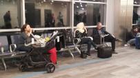 MARMARA DENIZI - THY uçağı rahatsızlanan yolcu için binlerce liralık yakıt harcadı