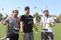 YAŞ SINIRI - Türkiye Drone Şampiyonası Hatay'da Başladı