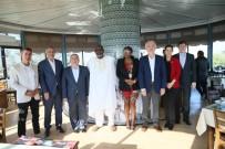 ARAŞTIRMA MERKEZİ - UNESCO Mozambik Temsilcisi Prof. Filimone Manuel Meigos Kütahya'da