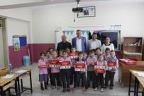 VEZIRHAN - Vezirhan Belediyesi'nden İlkokul Öğrencilerine Eğitim Seti Verildi