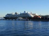 JOURNEY - Vize Krizinden Sonra Gemiyle İlk Amerikalılar Geldi