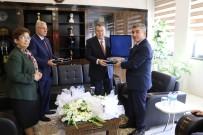 YARGITAY BAŞKANI - Yargıtay Başkanı İsmail Rüştü Cirit, Gaziantep'te