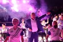 1. Mersin Uluslararası Engelsiz Sanat Festivali, Renkli Görüntülerle Sürüyor