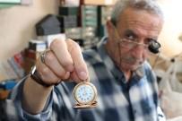 PORSELEN TABAK - 51 Yıllık Antika Saat Ustası Zamana Direniyor