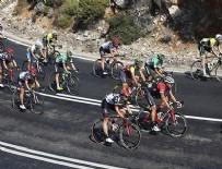 İSTANBUL PARK - 53. Cumhurbaşkanlığı Bisiklet Turu'nu Diego Ulissi kazandı